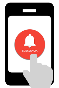 emergencias widgets SecureKids