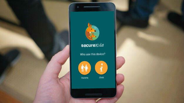 locate mobile with SecureKids
